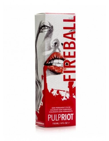 Pulp Riot Haircolor Fireball 120 ml