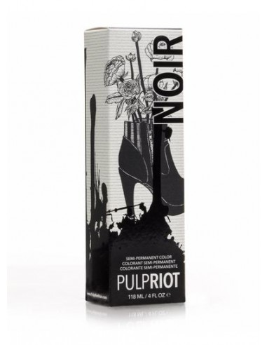 Pulp Riot Haircolor Noir 120 ml