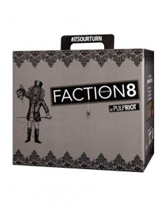 FACTION8 PERMANENT...