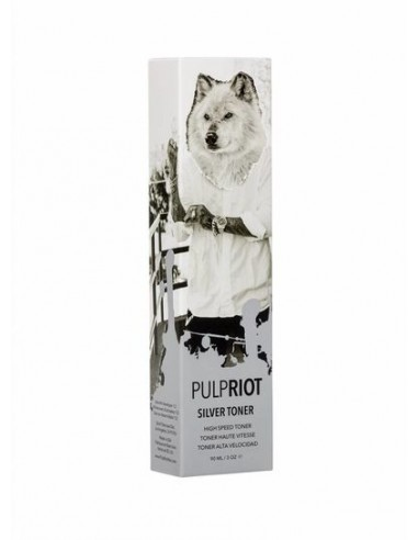 Pulp Riot High Speed Toner Silver 90...