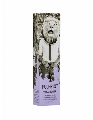 Pulp Riot High Speed Toner Violet 90...