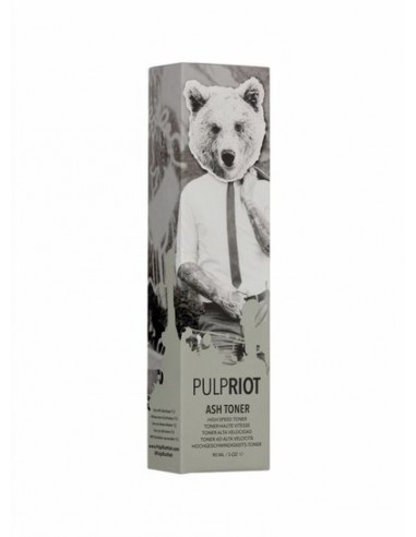 Pulp Riot High Speed Toner Ash 90 ml