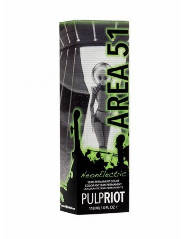 Pulp Riot Haircolor Area 51-120 ml
